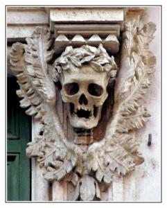S. Maria orazione e morte