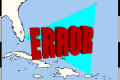 """Il """"Triangolo delle Bermude"""" è un poligono a quattro lati"""