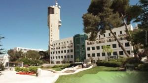 Jerusalem's Hebrew University