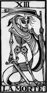 Tarocchi - XIII - La Morte